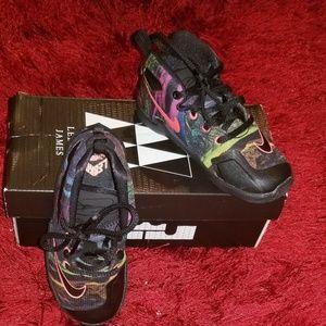 53ecf5cb6a4 Kids  Nike Lebron Xiii on Poshmark